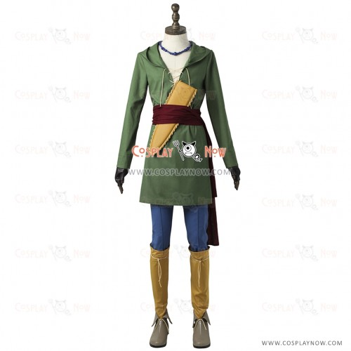 Dragon Quest XI Echoes of an Elusive Age Cosplay Camus Costume