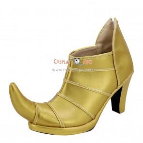 JoJo's Bizarre Bdventure Dio Brando Golden Cosplay Shoes