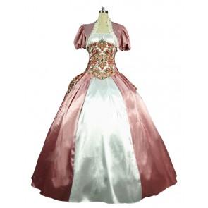 Victorian Lolita Royal Princess Corset Bustle Gothic Lolita Dress