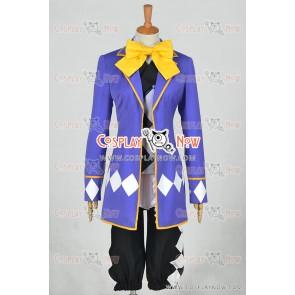 Black Butler Kuroshitsuji Cosplay Joker Costume