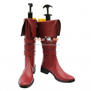 One Piece Cosplay Shoes Perona Show Boots