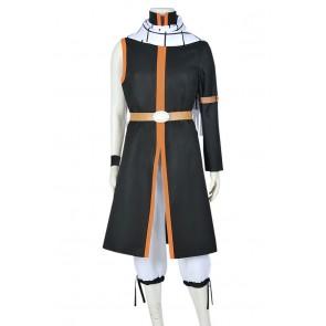 Fairy Tail Season 2 Cosplay Natsu Dragneel Costume