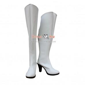 Code Geass Cosplay Shoes C.C. Boots