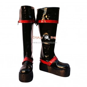 D Gray-Man Version 3 Cosplay Shoes Yu Kanda Boots