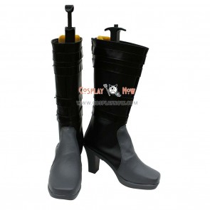 Unlight Cosplay Shoes Custodes Marseus Female Boots