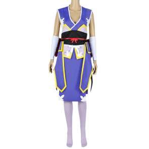 Fairy Tail Cosplay Robe Of Yūen Erza Scarlet Costume