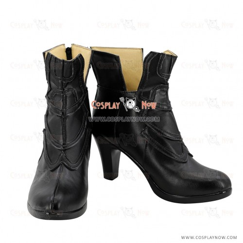 Fate Grand Order Cosplay Scathach Shoes