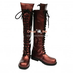 Devil May Cry Cosplay Shoes Lady Boots
