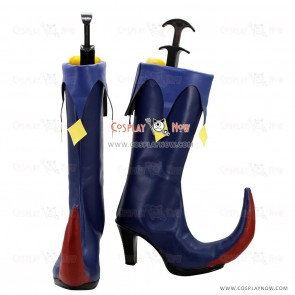 Puella Magi Madoka Magica Cosplay Shoes Walpurgis Night Boots