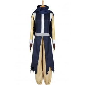 Fairy Tail Cosplay Kurogane Gajeel Redfox Costume