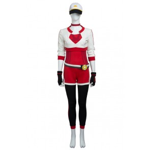 Female Red Costume For Pokemon GO Cosplay