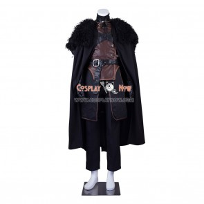 Game of Thrones Cosplay Jon Snow Costumes