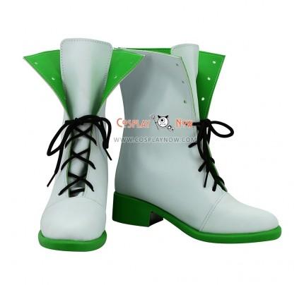 Snow Miku Cosplay Gumi-Megpoid Shoes