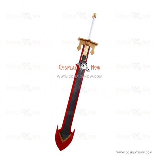 Azur Lane Cosplay Warspite Props with Sword