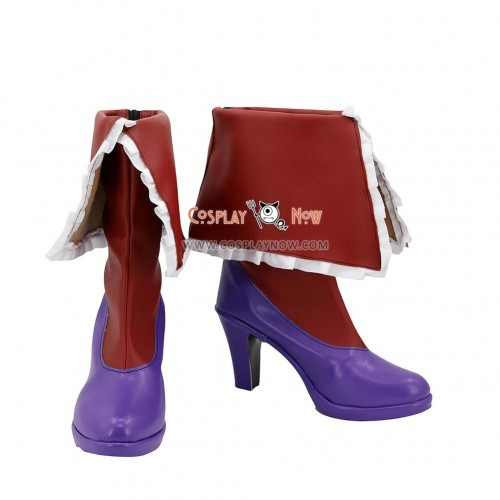 Vocaloid Cosplay Shoes Project Diva Hatsune Miku Boots