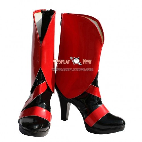 Pretty Cure Cosplay Shoes Cure Passion Boots