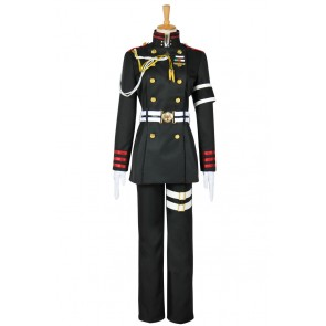 Seraph Of The End Cosplay Guren Ichinose Costume