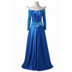 Disney Princess Aurora Cosplay Costume for girls