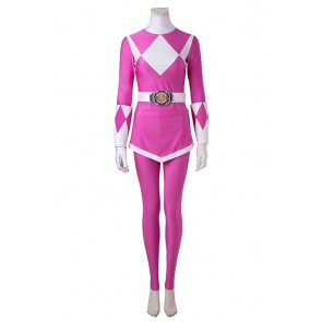 Mighty Morphin Power Rangers Cosplay Ptera Ranger Mei Costume