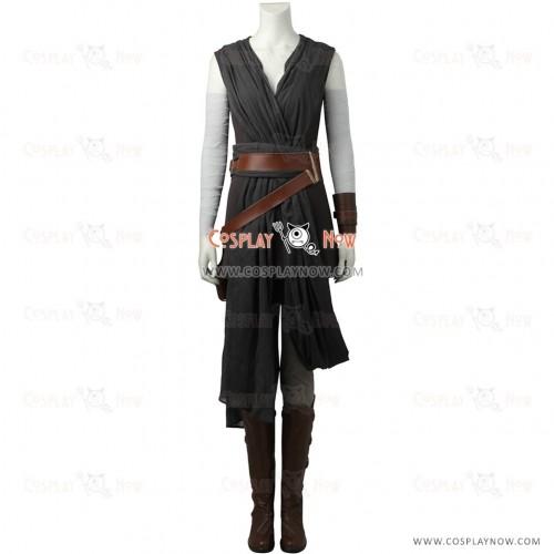 Star Wars The Force AwakensReyCosplay Costume