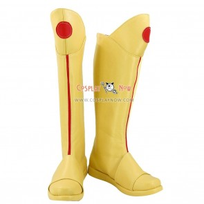 Big Hero 6 Cosplay Shoes Go Go Tomago Boots