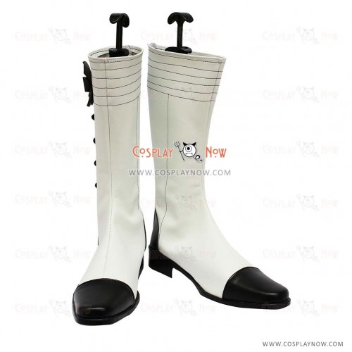 Black Butler Cosplay Shoes Charles Boots