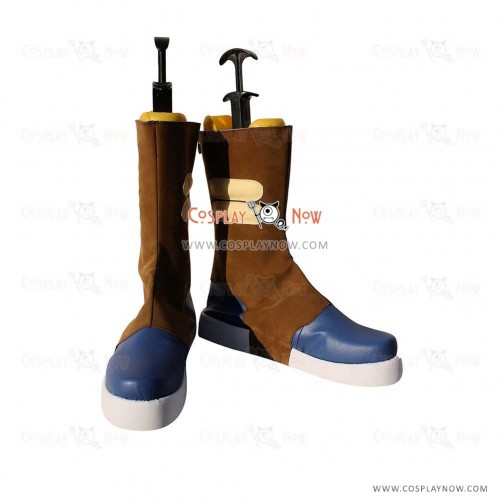 Billy Hatcher and the Giant Egg Cosplay Shoes Billy Boots
