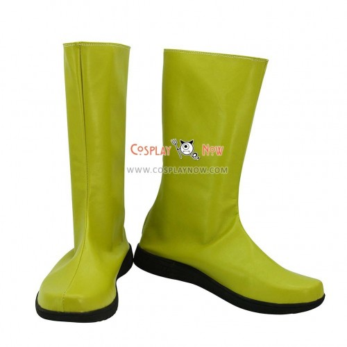"""One Piece Cosplay Shoes """"God"""" Usopp Boots"""