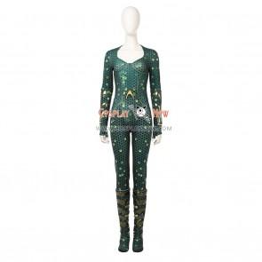 Aquaman Cosplay Mera Costumes for Girls