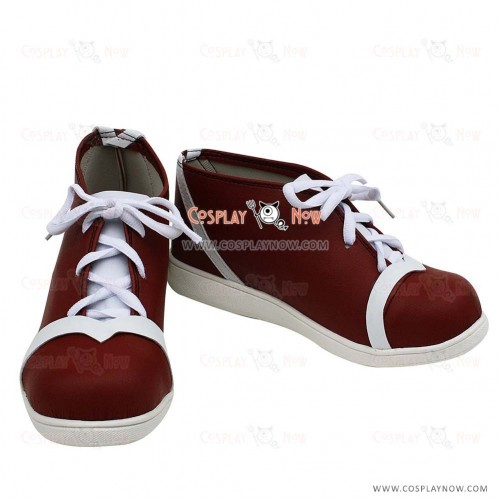 Shaman King Cosplay Shoes Tamamura Tamao Boots