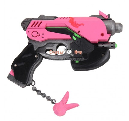 Overwatch OW D.VA Weapon PVC Replica Cosplay Props