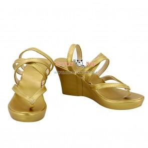 Touken Ranbu Cosplay Mikazuki Munechika Shoes