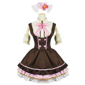 Love Live LoveLive Yazawa Nico Cosplay Costume Uniform