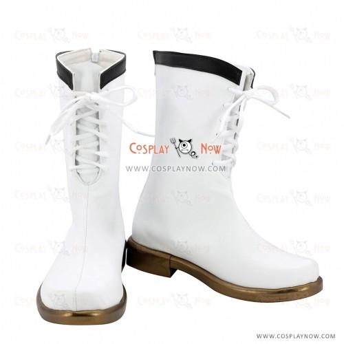 Tsukiuta Cosplay Shoes Kannaduki Iku Boots