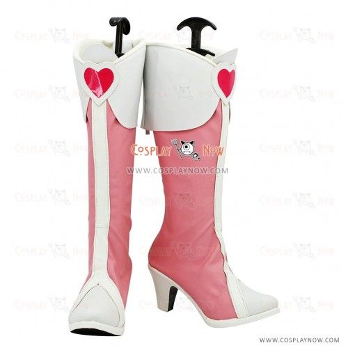 Pretty Cure Cosplay Shoes Aida Mana Boots