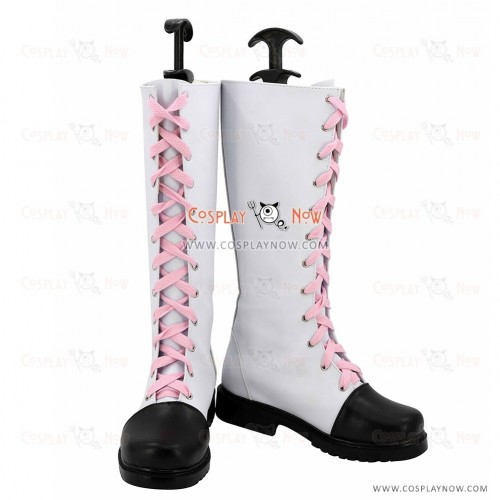 RWBY Volume 4 Nora Valkyrie Shoes Cosplay Boots