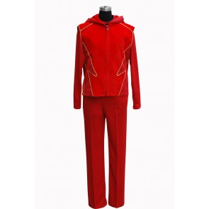 Smallville Flash Impulse Cosplay Costume