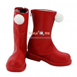 Cardcaptor Sakura Cosplay Sakura Red Boots