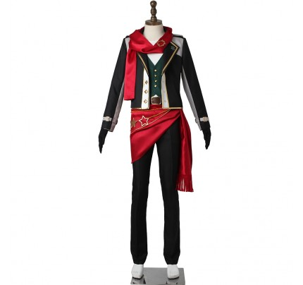 Ensemble Stars Cosplay Madara Mikejima Costume Uniform