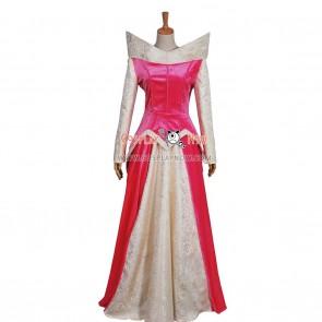 Sleeping Beauty Princess Aurora Cosplay Costume