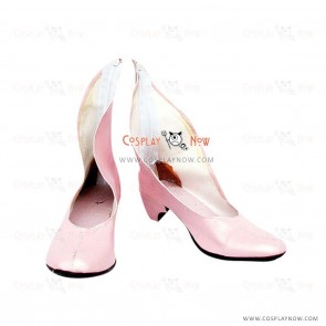 Code Geass Lelouch of the Rebellion Nunnally Cosplay Boots
