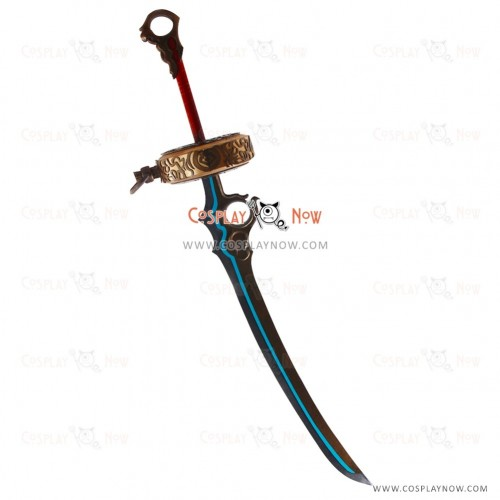 SINoALICE Blade of Restriction of Alice Sword Cosplay Props