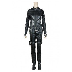 Green Arrow Dinah Laurel Lance Black Canary Cosplay Costume Uniform