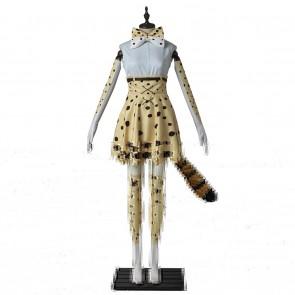 Kemono FriendsCute ServalCosplay Costume