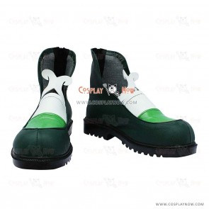 .hack//LINK: Twilight Knights Metronom Cosplay Boots