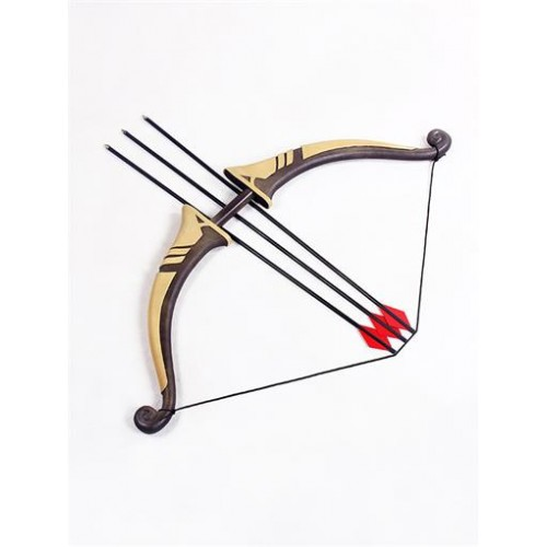 Nest Archer's bow and arrows Cosplay Props