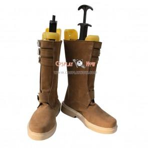 Tekken 6 Cosplay Shoes Leo Kliesen Boots