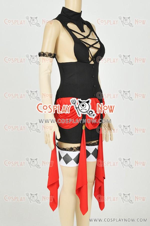 & Black Butler Kuroshitsuji: Book Of Circus Beast Cosplay Costume