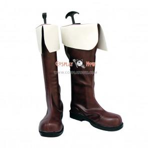 Hetalia: Axis Powers Cosplay Shoes Feliciano Vargas Boots
