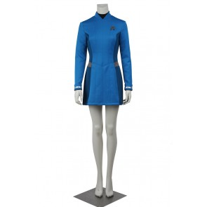 Star Trek Beyond Cosplay Carol Marcus Costume